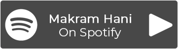 Makram Hani spotify button