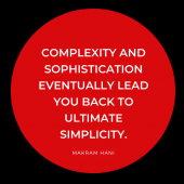 Complexity and Sophistication